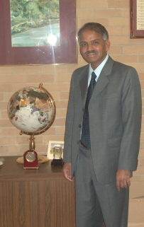 Dr Joseph Paturi