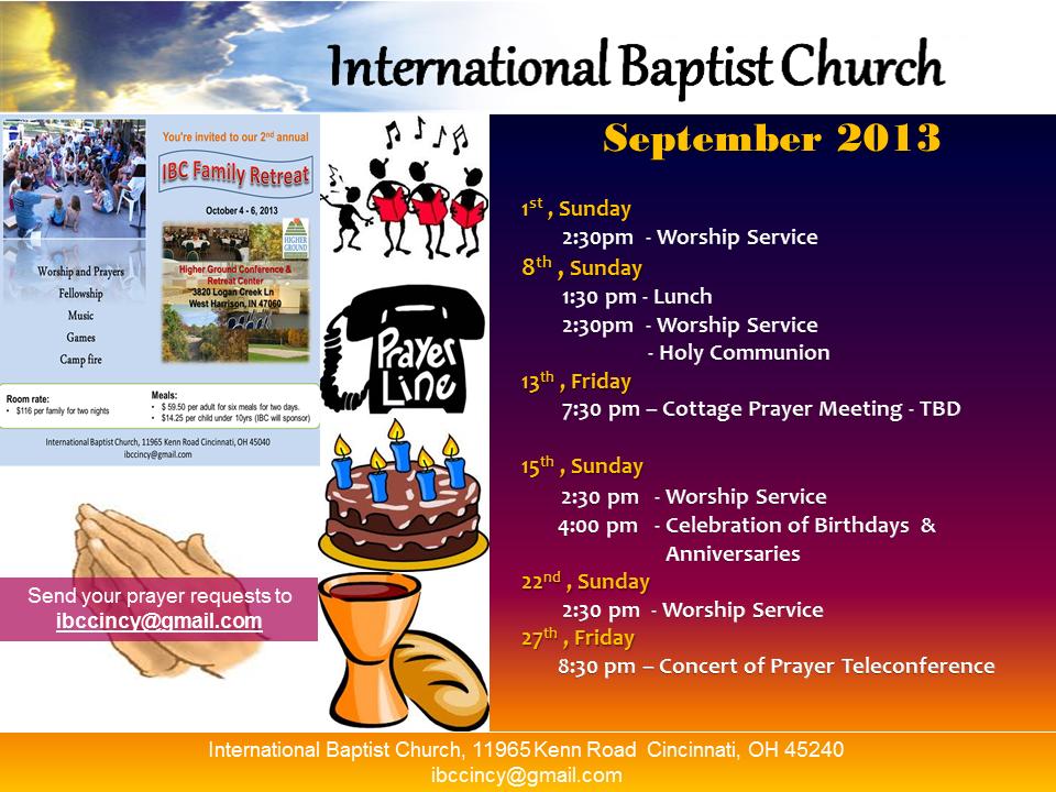 IBC-Monthly Bulletin-Sep 2013